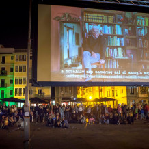 Projection at Getxophoto