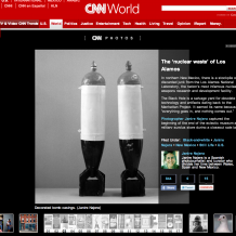The Black Hole en CNN News