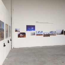 Exhibition at Diffusion Festival