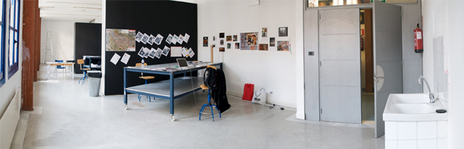 Bilbao Art Foundation Studio